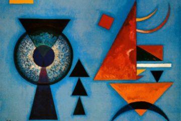 تحقیق درباره هنر آبستره یا انتزاعی