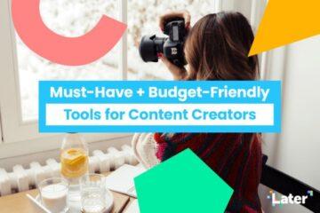معرفی 16 ابزار ضروری و مقرون به صرفه برای تولیدکنندگان محتوا.مناسب جهت محتوای سایت،وبلاگ،مقاله،کانال و ...