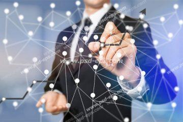 پاورپوینت بررسی تاثیر بازاریابی بر عملکرد شرکتهای پذیرفته شده در سازمان بورس