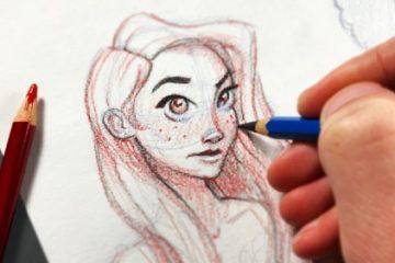 پکیج ویژه طراحی با مداد + هدیه رایگان