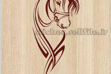 دانلود طرح اسب-2096