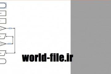 برنامه ساخت فلوچارت به زبان ویژوال بیسیک