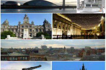 پاورپوینت کامل و جامع با عنوان بررسی شهر گلاسگو در 31 اسلاید