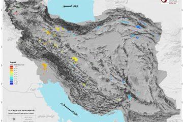 فازهای کوهزایی ایران
