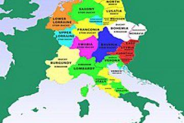 پاورپوینت کامل و جامع با عنوان بررسی تاریخ آلمان در 32 اسلاید