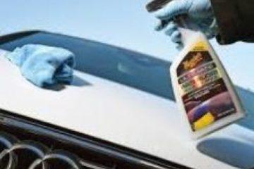 فرمول تولید اسپری کارواش بدون آب برای تمیز کردن بدنه خودرو به صورت خشک شوئی