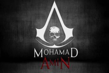فایل PSD گیمینگ سبک بازی Assassin's creed - پارت پنجم