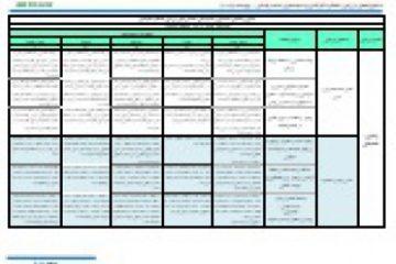 دستورالعمل و فرم ارزیابی عملکرد کامل