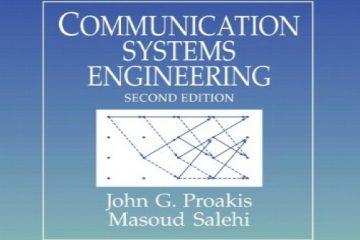 حل مسائل مهندسی سیستم های مخابراتی جان پروکیس و مسعود صالحی به صورت PDF  و به زبان انگلیسی در 300 صفحه
