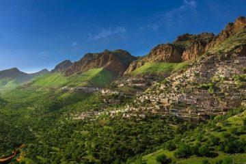 دانلود پاورپوینت آشنایی با استان کردستان