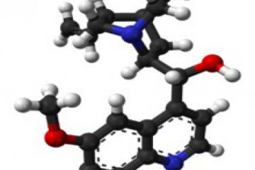 پاورپوینت کامل و جامع با عنوان بررسی داروی کینین (Quinine) و کاربردهای آن در 14 اسلاید