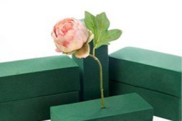 فرمول تولید اسفنج سبز گل فروشی