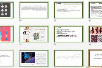 فایل پاورپوینت نوروترانسمیتر(انتقال دهنده عصبی)