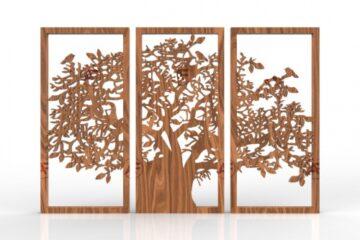 فروش فایل دوبعدی پنل ( مشبک ) 2DM109