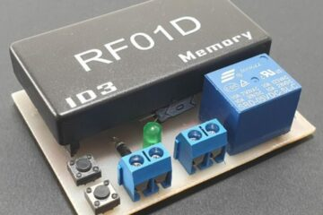 ساخت دربازکن کارتی RFID