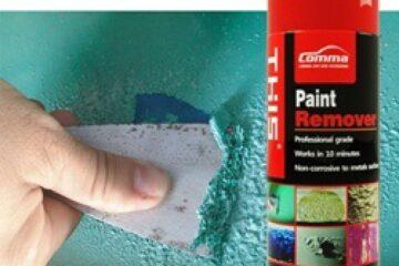 فرمول تولید پاک کننده رنگ خودرو