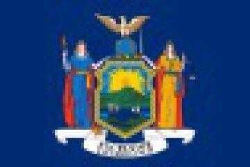 پاورپوینت کامل و جامع با عنوان بررسی ایالت نیویورک در 25 اسلاید