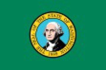 پاورپوینت کامل و جامع با عنوان بررسی ایالت واشینگتن در 41 اسلاید