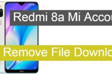 فایل FRP(اف ار پی) گوشی مدل Redmi-8a-FRP+MI-Account کاملا تست شده و تضمینی